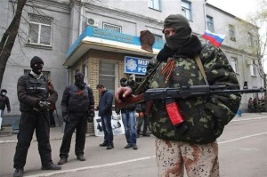 Responsibility for the infiltration of fighters onto the territory of Ukraine lies with Russia